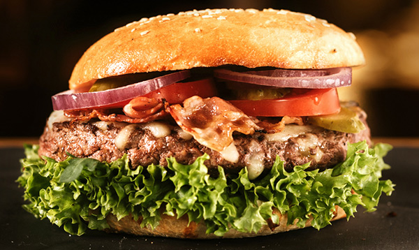 Burger Tennesse