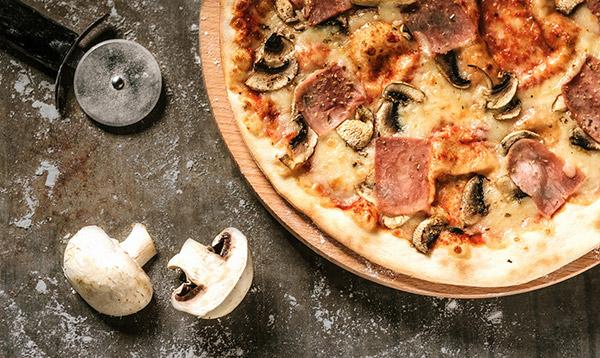 Pizza Capriciosa (42cm)