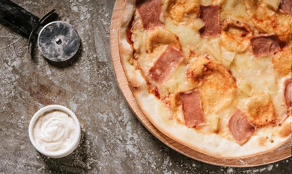Pizza Hawajska (42cm)