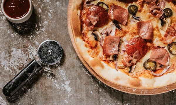 Pizza Wiejska (42cm)