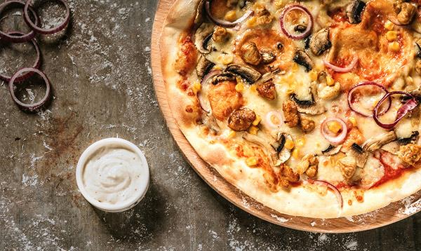 Pizza Shoarma® drobiowa (32cm)