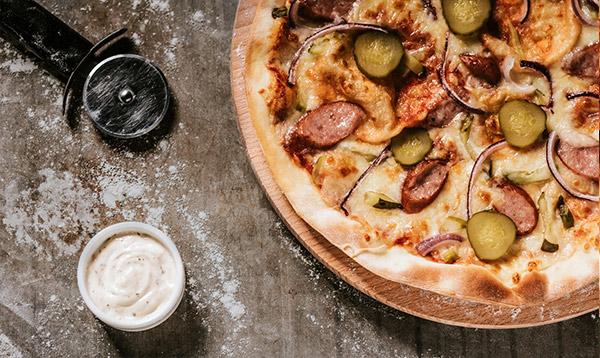 Pizza Domowa (42cm)
