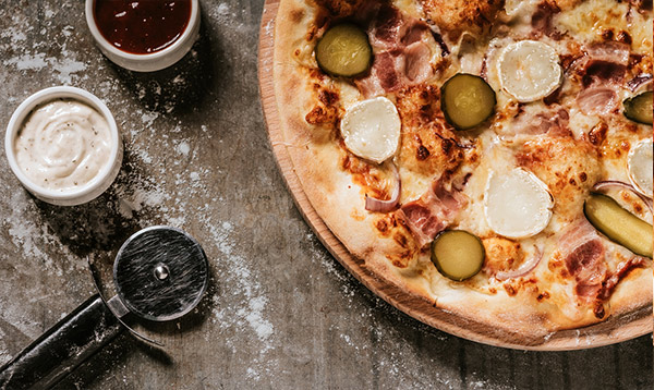 Pizza Kozica (32cm)