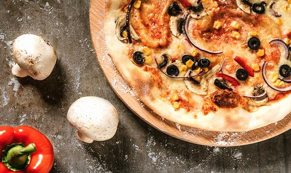 Pizza Wegetariańska (32cm)